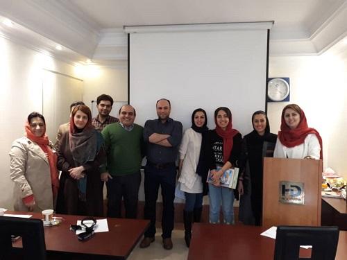 آکادمی ویکی محتوا برگزار کننده کلاسهای آموزش و مشاوره تولید محتوا